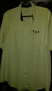 Under Armour fishing shirt XL