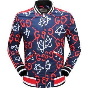 Gucci multicolor jacket