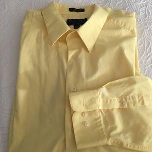 Alexander Julian Men's Dress Shirt! EUC