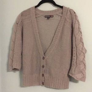 """BR """"Mad Men"""" Collection mohair cropped cardigan"""
