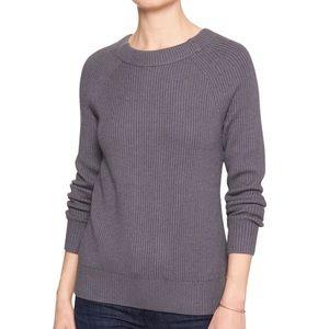 Tie-Back Stitch Sweater