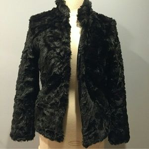 Faux Fur Coat from H&M