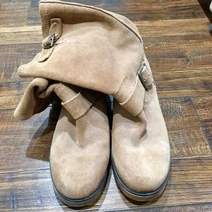 Suede boots ( American Eagle outfitters)