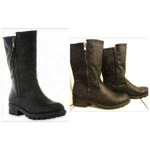 SM vegan friendly boots