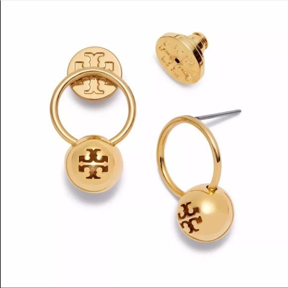 "778671ed8683 Authentic Tory Burch ""Door Knocker  Earrings SALE!  M 5a1386a07fab3a21e800fb90"
