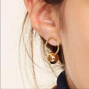 """fc53f347532c Tory Burch Jewelry - Authentic Tory Burch """"Door Knocker  Earrings SALE!"""