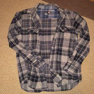 Quiksilver flannel