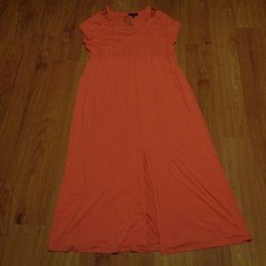 Perfect! LANE BRYANT Long Maxi Dress Sz 18/20