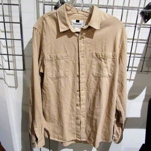 Topman Button Down Shirt