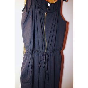 Black Jumpsuit - Size 10