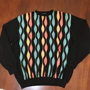 St. Croix sweater, large