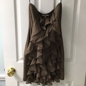 Strapless Mini dress size S