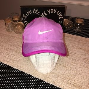 Pink One Size Women's Nike Dri Fit Hat