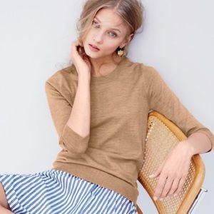 Camel Tippi Sweater