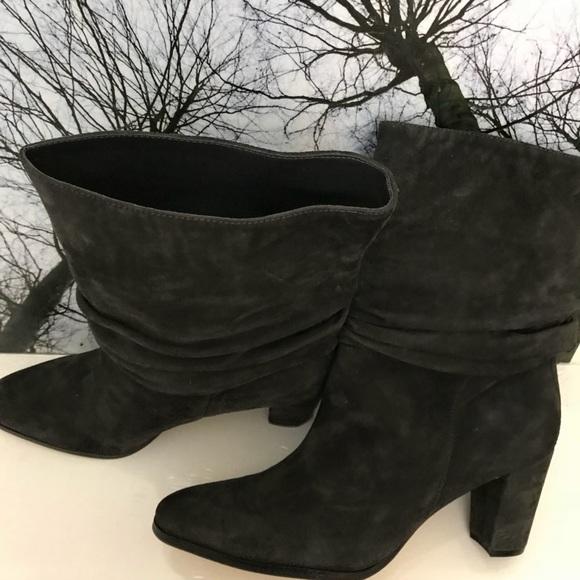 becd02703ff Price Drop✅NWOT- Suede Calf Boots-12/11/17