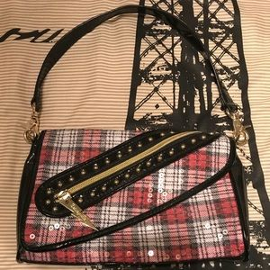 Betsey Johnson Betseyville small clutch