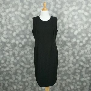 Calvin Klein Career Sheath Dress