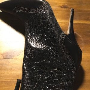 Tory Burch Black Boots Size 11