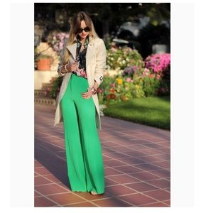 High wasted Alice and Olivia pants.