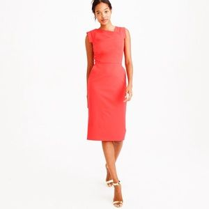 J. Crew Promotion Dress in Red