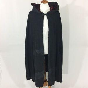 Vintage corduroy cape