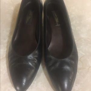 Black Sesto Meucci shoes size 8 AA