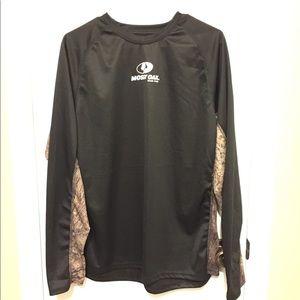 Mossy Oak long sleeve mesh shirt