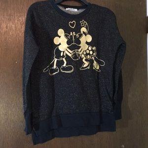 Disneyland Mickey and Minnie shirt