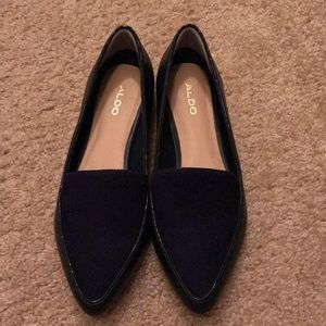 👑 Navy Blue Aldo Shoes 👑