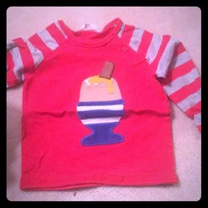 Baby Boden Long Sleeved Tshirt