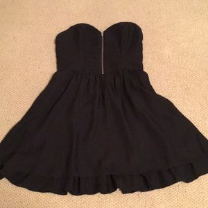 Guess strapless dress size 2 NEVER WORN cocktail~