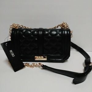 BCBG PARIS Quilted Crossbody