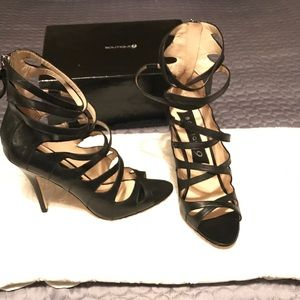 Boutique 9 strappy heel