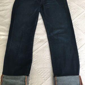 Earnest Sewn woman's jeans