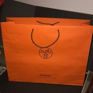 Hermès large bag