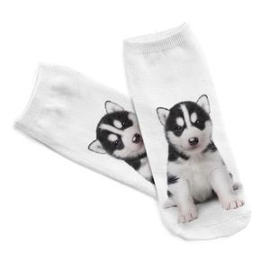 🎁perfect gift 🎁 Novelty Graphic Cute Dog Socks