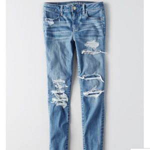 NEW AE Ripped Jeans