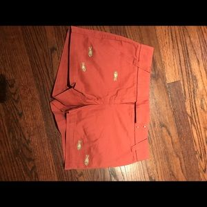 Jcrew Fish Character Shorts