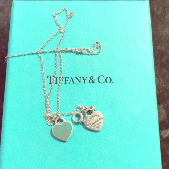 69 off Tiffany Co Jewelry Tiffany CO necklace from Jareds