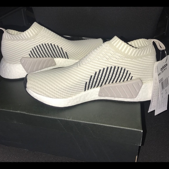 66381b75a0ab NEW ADIDAS NMD CS2 PEARL GREY WOMAN S SIZE 8