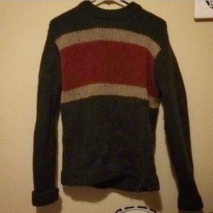 AE VINTAGE Color Block Sweater