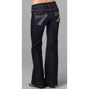 7 for all mankind | Dojo Flip Flop Jeans