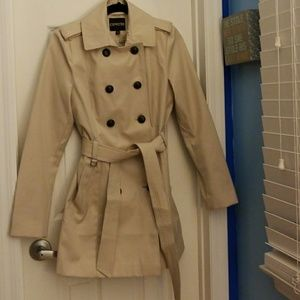 New without tags Express Trench Coat