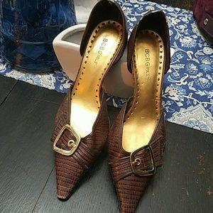 BCBG dress shoes
