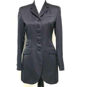 Retro blue blazer from 81st & Park