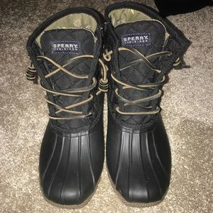 Sperry Topsider Quilted Duckboots