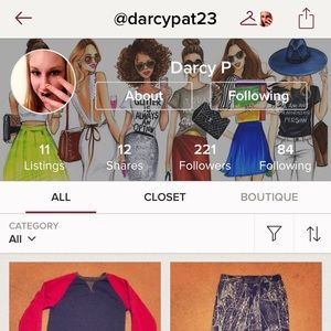 Other - Follow My Sister Darcy!