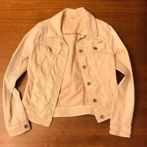 VINTAGE Peach Denim Jacket