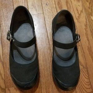 Dansko Vegan Mary Jane Clogs