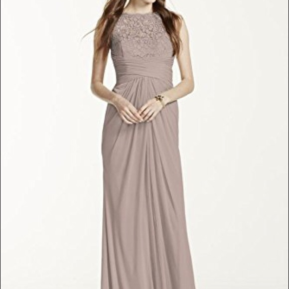64% off David\'s Bridal Dresses Plus Size Davids Bridal Bridesmaid ...